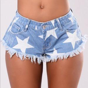 New Star Shorts